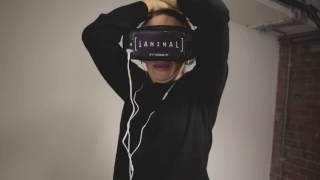 Video Amanda Abbington's reaction to iAnimal - Chickens download MP3, 3GP, MP4, WEBM, AVI, FLV Desember 2017