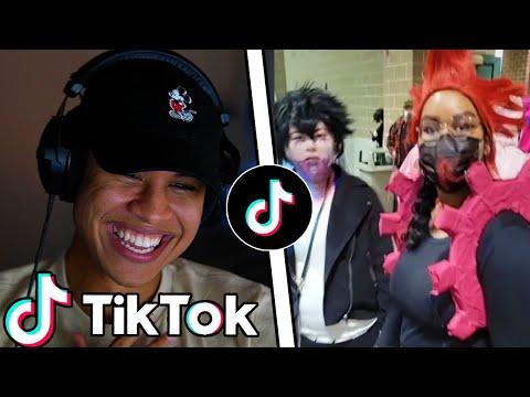 Reacting To The FUNNIEST TikToks!