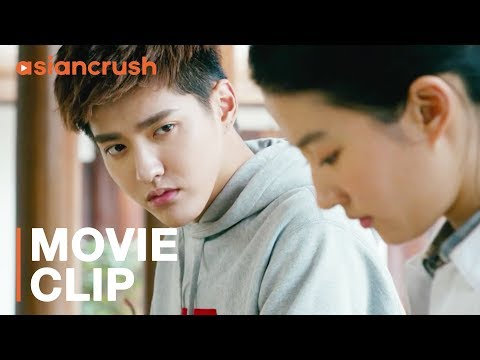 Obsessive ex won't take a hint | Clip from 'So Young 2: Never Gone' Starring Kris Wu & Liu Yifei