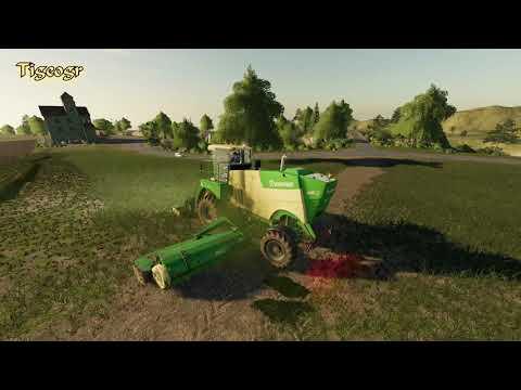 Farming Simulator 19 - How do they work, Grass Jobs