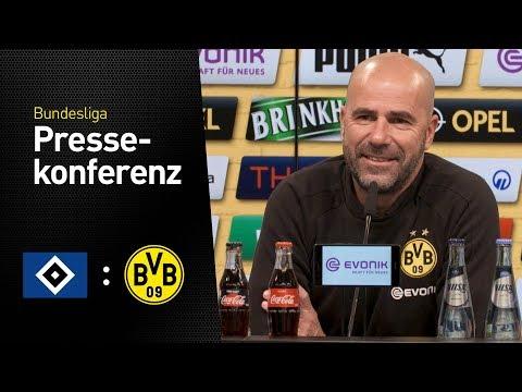"""""""Ein Einsatz von Mario Götze ist möglich!""""   Peter Bosz vor HSV - BVB"""