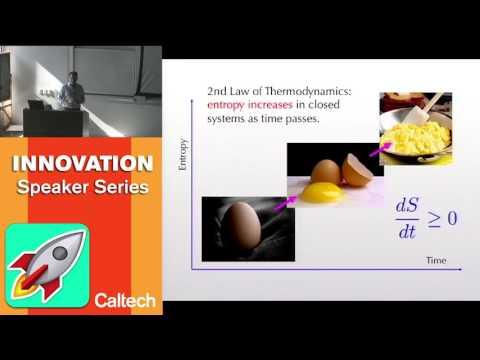 Innovation Speaker Series - Sean Carroll - 7/6/17
