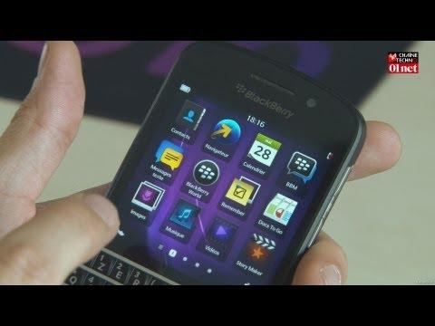 Test du Blackberry Q10 : le meilleur téléphone à clavier du moment (04/06)