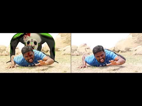 Temple Run 2 Lost Jungle In Real Life VFX Breakdown