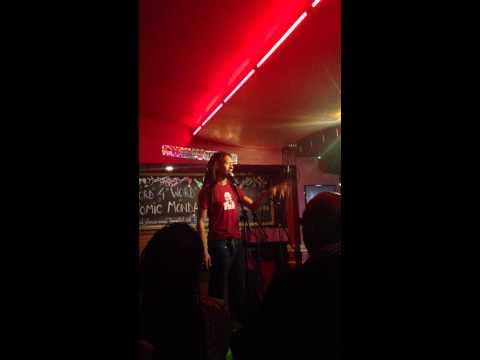 I an&39;t Black  an improv poemJah mir  Theatre Royal Bar Stratford