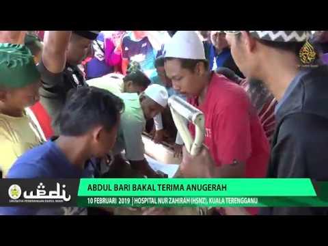 Abdul Bari Bakal Terima Anugerah