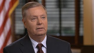 "Lindsey Graham: Trump response to McCain death ""disturbing"""