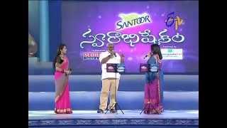 Swarabhishekam - Keeravani, Sri Lekha  Performance - Oka Man...
