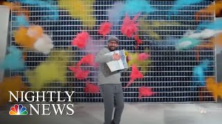 Rock Band OK Go Creates Online Resource To Help Educators Teach Science | NBC Nightly News