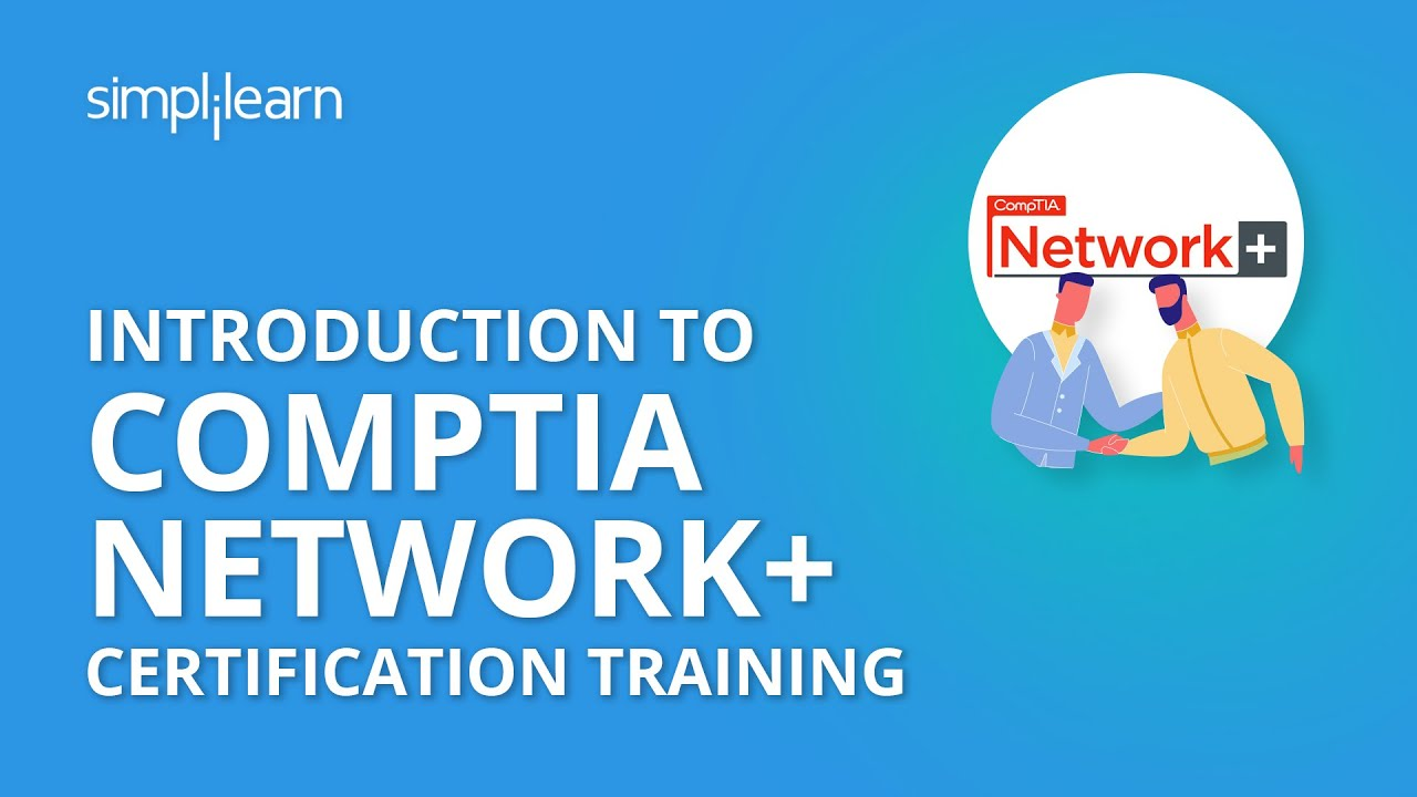 Introduction to comptia network certification training introduction to comptia network certification training simplilearn xflitez Image collections