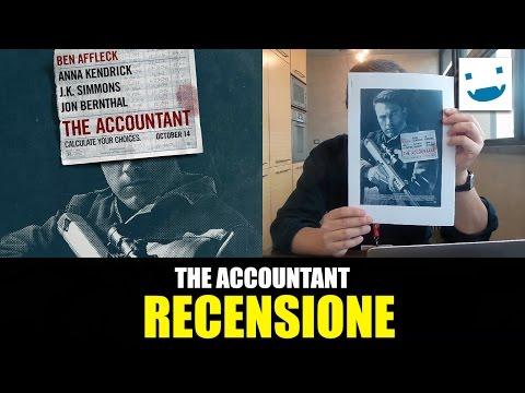 The Accountant, Di Gavin O'Connor Con Ben Affleck   RECENSIONE