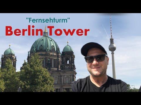 Fernsehturm Berlin Tower