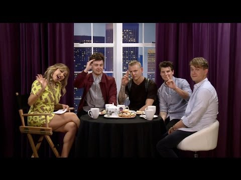 British Band Rixton Talks Justin Bieber And Harry Styles