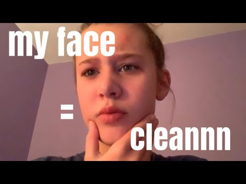 MY FACE ROUTINE