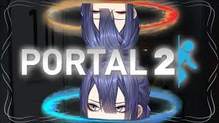 【PORTAL2】ポテトとゆく【長尾景/にじさんじ】