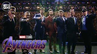 Avengers: Endgame Shanghai Fan Event Highlights