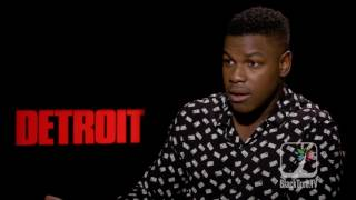 John Boyega passes the 'Nigerian Test' in this interview for DETROIT MOVIE