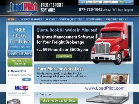 The Freight Broker Blog by LoadPilot