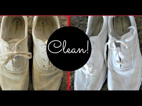 Cara Membersihkan Sepatu dengan Pasta Gigi hanya 5 Menit - Tips dan Trik d4f30c5a70
