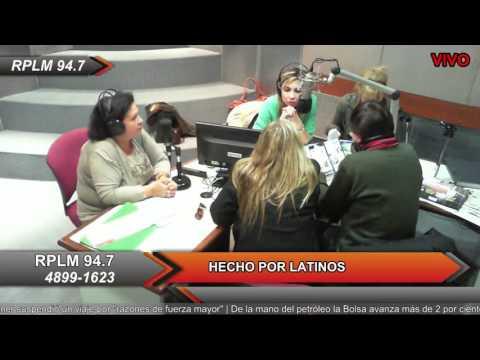 Hecho Por Latinos. Programa N 01. 30.9.15. Radio Palermo FM 94.7