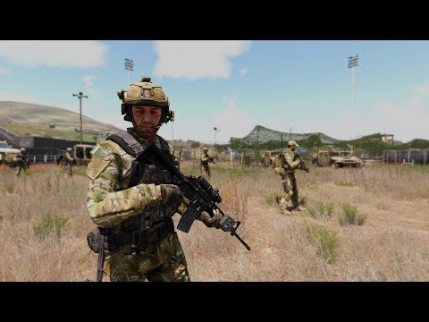 ArmA 3 Malaysia - Operation: We Need A Holiday [120817] (LIVE)