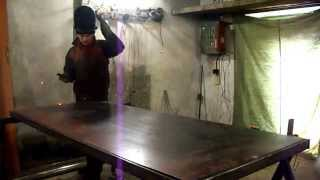 как сделать Стальные двери своими руками(Полное видео о том как собрать стальную дверь своими руками. Предоставляем Сварочные услуги в Челябинске..., 2014-10-07T19:31:53.000Z)