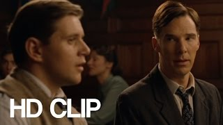 The Imitation Game (HD CLIP) | Pretend