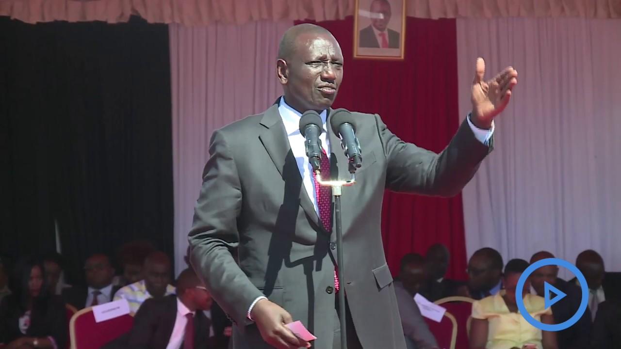 DP Ruto slams 'kieleweke' team for 'opposing' his 2022 bid