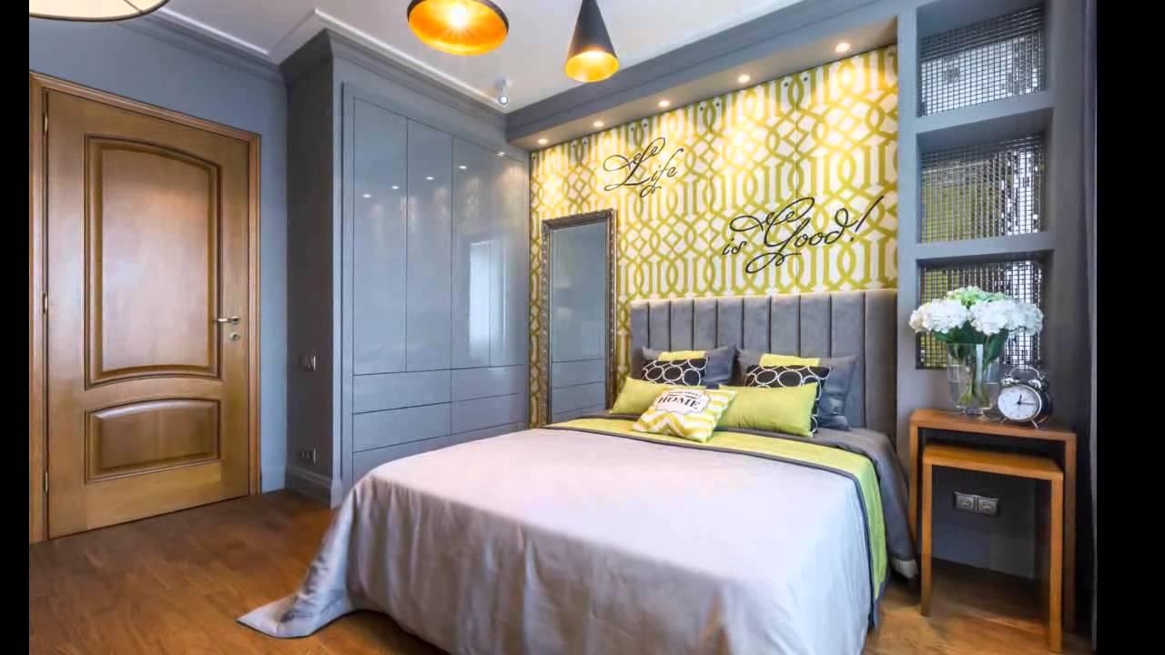 Спальня 13 кв.м дизайн