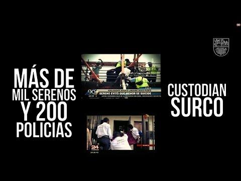 Video Institucional - Gestión 2015 - Municipalidad de Santiago de Surco