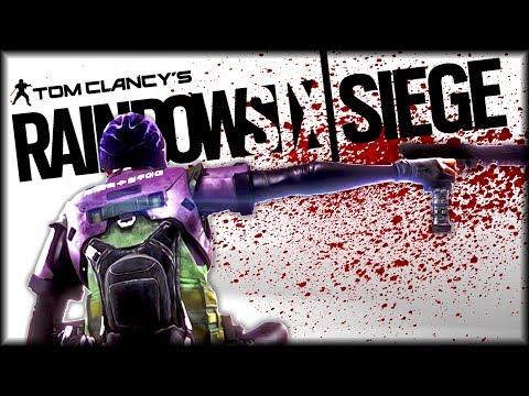 WHITE NOISE DLC!! New Korean Ops, New Map TTS Gameplay (Rainbow Six Siege)