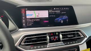 2019 BMW X5 - The New iDrive 7.0: An Overview
