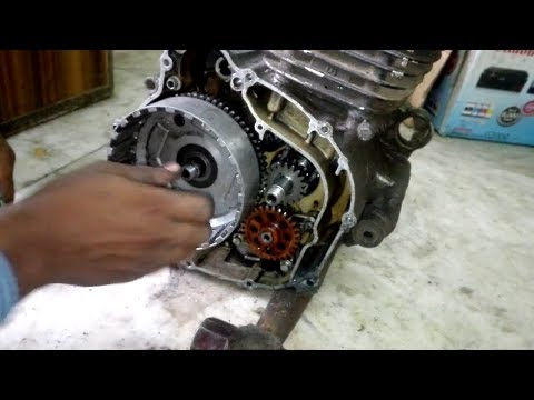 Working Of  Engine HINDI
