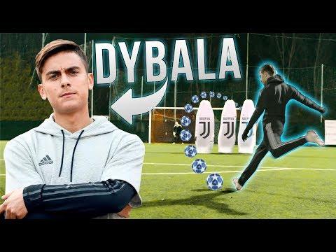 PAULO DYBALA | FREE KICK BATTLE!