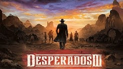 DESPERADOS 3 🤠 [LIVE] #01 Nostalgie pur - John Cooper is back! [Cam] German / Deutsch