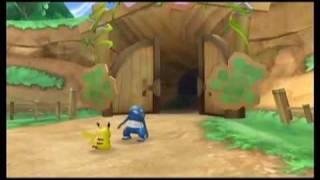 Wii 神奇寶貝樂園 Wii ~皮卡丘的大冒險~ - 宣傳影片