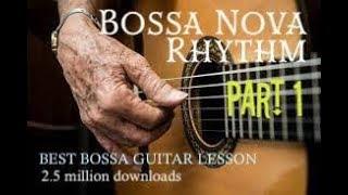 Bossa Nova Rhythm Part 1