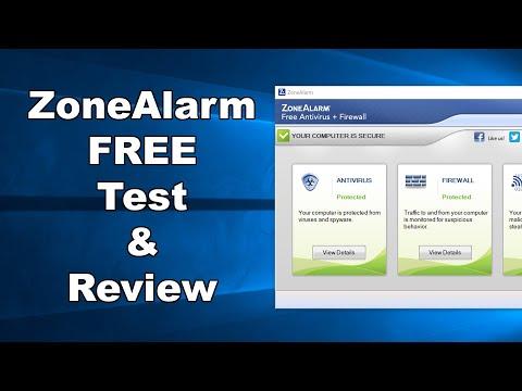 ZoneAlarm Free Antivirus Test & Review 2019 - Antivirus Security Review