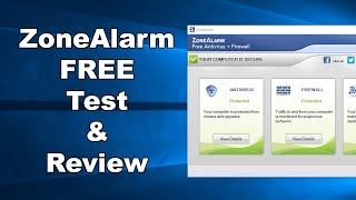 ZoneAlarm Free Antivirus Test & Review 2019 - Antivirus Security Review
