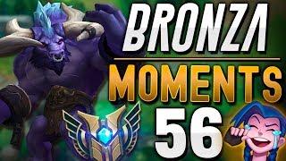EL LEGENDARIO TEEMO BRONZA | BRONZA MOMENTS (Capítulo 56) League of Legends