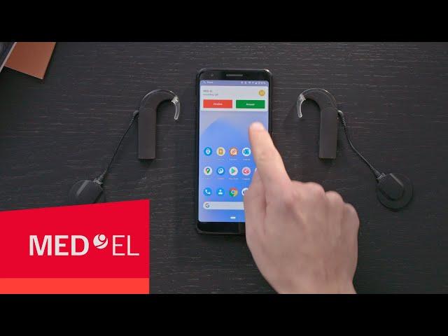 AudioStream Hands-On: Making Phone Calls | MED-EL