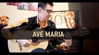 🙏🏻 Ave Maria - F. Schubert | classical guitar Doff 011c