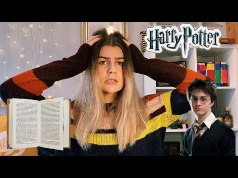 Ranking The Harry Potter Books