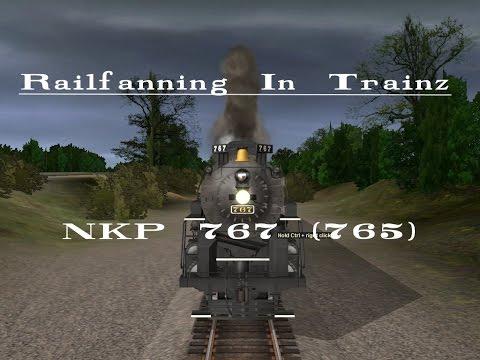 200 Subs - Railfanning in Trainz: NKP 765 (767) |