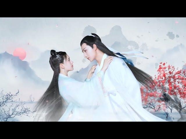 Crossover M/V Li HongYi & Zhao LuSi | Chinese WuXia Fantasy Drama Trailer + Music Love Song (EngSub)