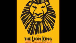 Disney's The Lion King Broadway Musical-Can You Feel The Love Tonight