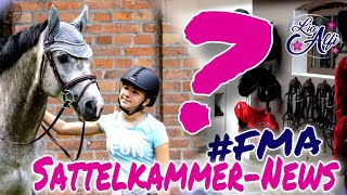 Lia & Alfi - Sattelkammer Update - FMA