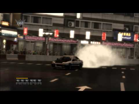 Race Driver Grid - Initial D - Tokyo Lights (28M Points)