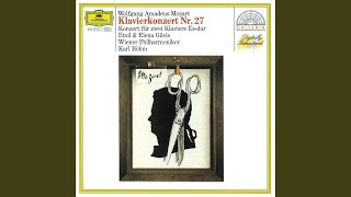 Mozart: Concerto For 2 Pianos And Orchestra (No.10) In E Flat, K.365 - 1. Allegro