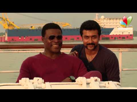 Danny  Working With Suriya Is Great Pleasure  Singam 2  Latest Tamil Movies